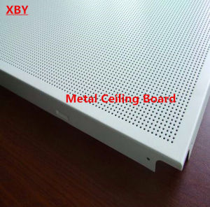Aluminum Honeycomb Ceiling Panel 600*600 Metal Hole Ceiling Board pictures & photos