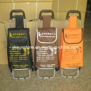 Foldable Shopping Trolley (XY-405A1) pictures & photos