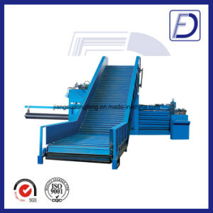 Horizontal Hydraulic Pet and Plastic Baler pictures & photos