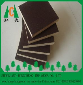 Good Quality Film Faced Plywood Shuttering Plywood Construction Plywood pictures & photos