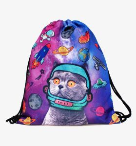 Drawstring Collecting Backpack pictures & photos