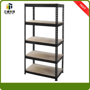 Steel Boltless Shelving, Light Duty Storage Rack pictures & photos