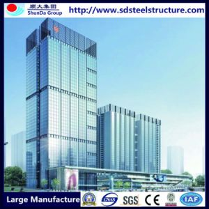Construction Large Span Prefabricated Steel Structures Industrial Steel Buildings pictures & photos