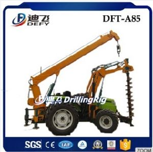 Dft-A85 Very Cheap Price Earth Auger Drilling Machine, Auger for Tractor pictures & photos