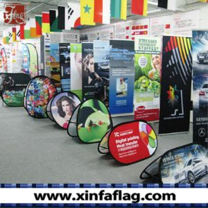 Digital Printing Pennant Banner with Double Sided pictures & photos