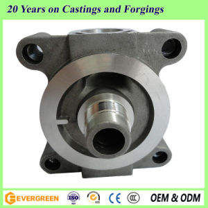 Aluminum Die Casting Machining Part for Engine (ADC-60) pictures & photos