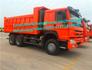 Hot Sale Sinotruck HOWO 6X4 10 Wheeler Dumper Truck 336/371HP Congo pictures & photos