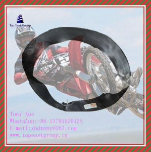300-10 Natural Butyl, Good Quality Motorcycle Inner Tube pictures & photos