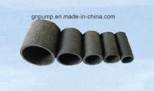 "4"" Inch Size Black Color High Pressure Rubber Hose 100 pictures & photos"