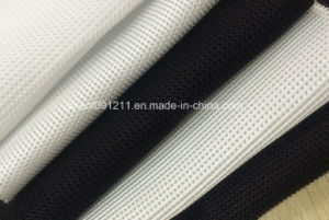 Good Design 100% Polyester Mesh Fabric pictures & photos