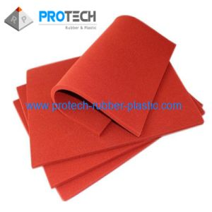 Silicone Foam Sheet/ Rubber Foam Sheet /Custom Foam Sheet pictures & photos