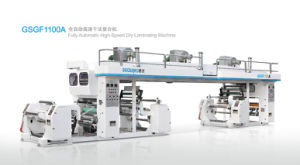 Fully Automatic High-Speed Dry Laminating Machine (GSGF 1100A) pictures & photos