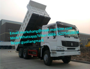 Sinotruk HOWO Dump Truck 6X4 10 Wheeler 336HP Myanmar Laos