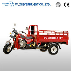 Cheap Petrol /Gasoline Motorcycle Tricycle for Cargo with High Quality pictures & photos