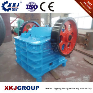 PE 250*400small Diesel Rock Crushing Equipment Jaw Stone Crusher pictures & photos