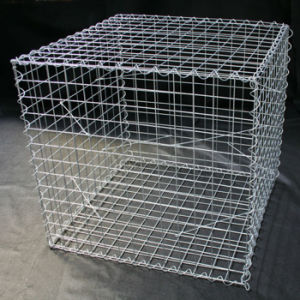Hot-DIP Galvanized Welded Mesh Gabions pictures & photos