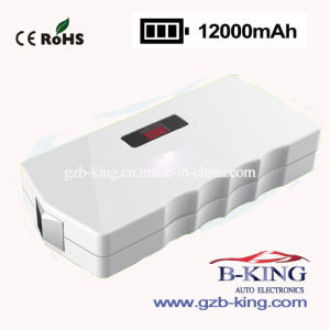 Popular Multifunction Car Jump Starter Power Bank pictures & photos