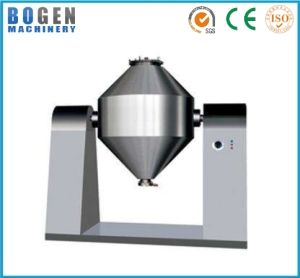 Double Cone Rotary Vacuum Dryer for The Industry of Pharmaceutical, Chemical and Foodstuff pictures & photos