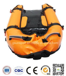 Small Float Tube Inflatable Boat for Fishing pictures & photos