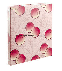 High Quality Cardboard Ring Binder/Cute Office Folder pictures & photos
