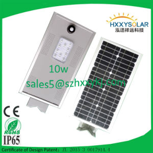 CE RoHS IP65 60W All in One Solar Lights pictures & photos