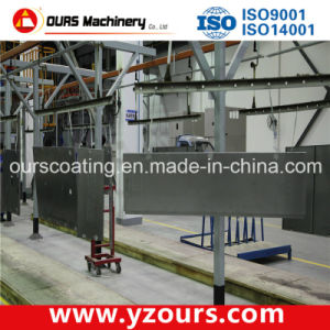 Metal Sheet Paint Spraying Production Line pictures & photos