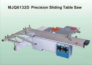 3200mm 45 Degrees Precision Sliding Table Saw Mjq6132D