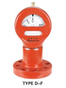 Flanged Mud Pump Pressure Indicator (TYPE D-F) pictures & photos