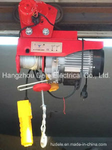 Lifting Equipment Electric Wire Rope Hoist pictures & photos