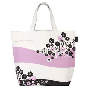 Canvas Women Fashionable Handbag pictures & photos