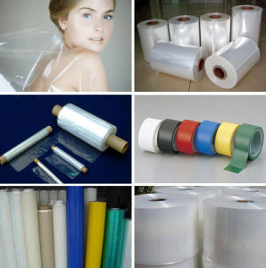 Plastic Shopping Bag Film Blowing Machine pictures & photos