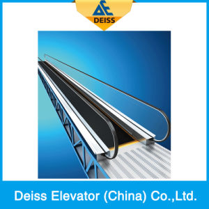 Vvvf Traction Driving Automatic Conveyor Travelator Moving Sidewalk Dr800/12 pictures & photos
