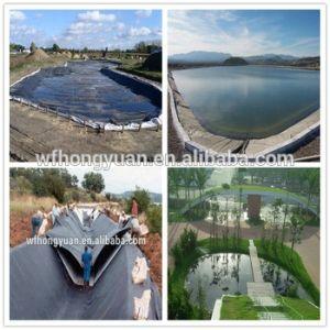 Flexible Waterproofing Roof Sheet/ EPDM Pond Liner/ EPDM Waterproof Membrane pictures & photos