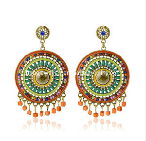 Trendy Bohemia Style Resin Stone Earring (XER13090) pictures & photos