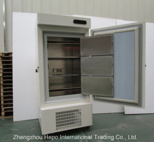 Medical -86degree Ultra-Low Temperature Medical Refrigerator (HP-86U400) pictures & photos
