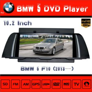 Hualingan Car DVD Player GPS for BMW 5 F10 Windows Ce pictures & photos