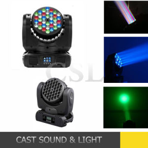 36X3w LED Beam Moving Head Wash (CSL-717) pictures & photos