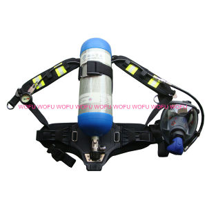 9L Carbon Steel Breathing Apparatus with Mask pictures & photos