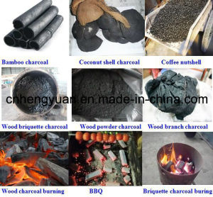 Coconut Shell Charcoal Carbonization Stove with Good Quality pictures & photos