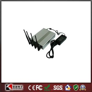 GSM CDMA Dcs 3G Cell Phone Signal Blocker - 40 Meters pictures & photos