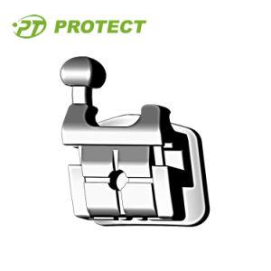 Orthodontic Metal Roth Mbt Self Ligating Bracket/Braces with CE/FDA/ISO
