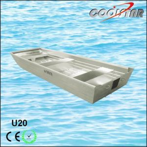 Aluminium Boat with Wide U Hull pictures & photos