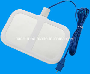 Disposable Electrosurgical Pad, Adult Size, Mono-Polar, Horizontal (JBH01-W) pictures & photos