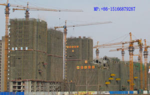 Hongda 3 to 25 Ton Tower Crane pictures & photos