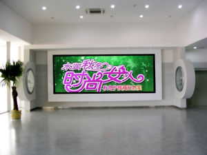 SMD 3 in 1 Full Color Indoor P10 LED Display (HSGD-I-F-P10)