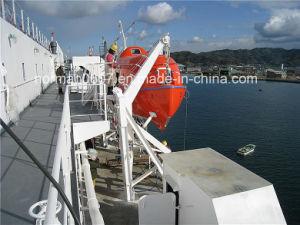 Lifeboat Davit, Gravity Davit, 85kn Loading Davit. pictures & photos