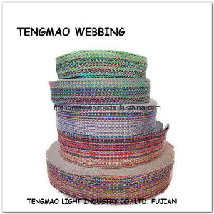 "2"" Color Mixed PP Webbing for Bags pictures & photos"