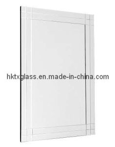 Silver Mirror Wall Mirror /3-8mm Mirror Glass (TX-0082) pictures & photos