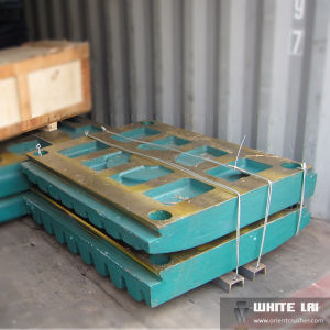 Mesto Wear Parts for Jaw Crusher (CJ125) pictures & photos