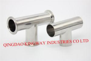 Stainless Steel Sanitary Welded Tee